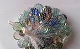 Камни для декора круглые цветные микс малые d 2 см, фото 5