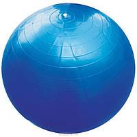 Мяч для пилатеса, йоги 26сm, синий IronMaster s