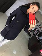 """Женское красивое пальто """"Адель"""" (расцветки), фото 1"""