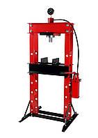 Пресс гидравлический 30  тонн с пневмоприводом Profline 97380