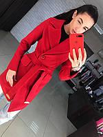 """Женское модное пальто """"Оля"""" (4 цвета), фото 1"""