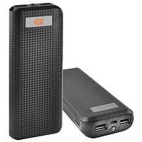 Зарядное устройство Power Bank REMAX Proda 20000 mAh LED дис, фонарь/ Внешний аккумулятор Повер банк, батарея
