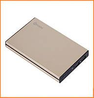 Портативное зарядное устройство Nomi M160 16000 mAh Gold