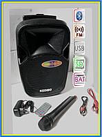 Профессиональная акустическая система на аккумуляторе S07 на 80ват