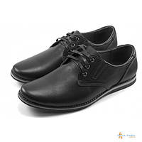 Мужские кожаные туфли 15