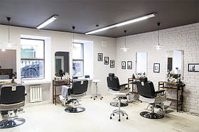 Чоловічі перукарські крісла