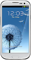 "Китайский Samsung Galaxy S3 i9300 (White), Wi-Fi, 2 SIM, ТВ, дисплей 4""."