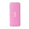 Внешний аккумулятор  Pure RL-P10  10000 mAh, розовый