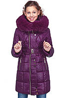 Детская зимняя куртка для девочек Mirabel Куртки зимние детские