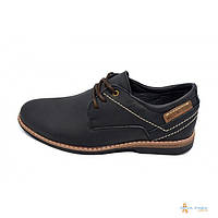 Туфли Кожа Multi Shoes ML Black