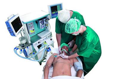 Дыхательная аппаратура