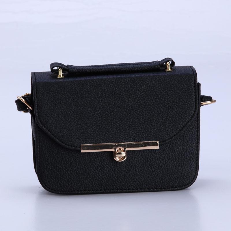 399ae056fb39 Женская маленькая сумочка черная 510, цена 342,90 грн., купить в ...