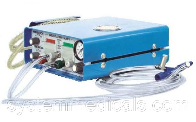 Портативный аппарат исскуственной вентиляции легких PARAVENT PATE, CHIRANA