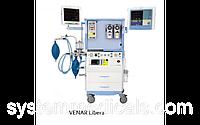 Наркозно-дыхательный аппарат VENAR LIBERA SCREEN,VENAR LIBERA K, CHIRANA