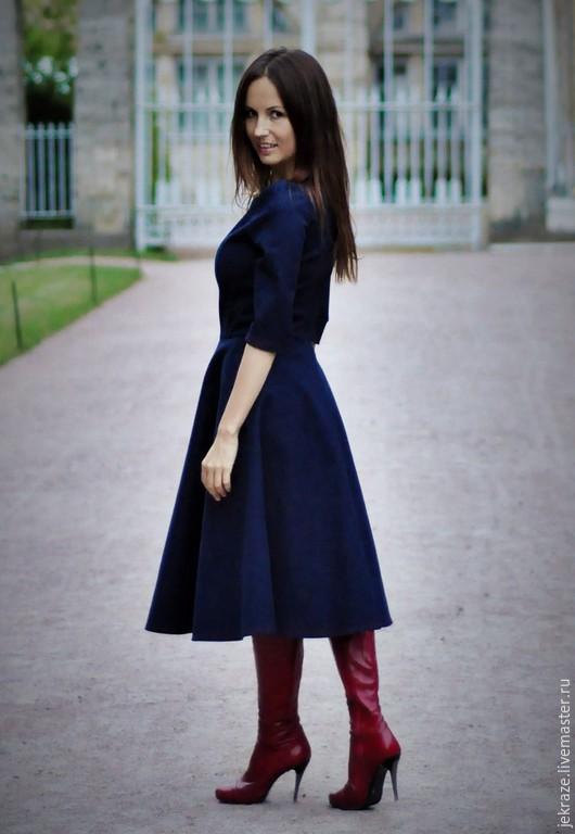 3b6c4904715d16 Модные платья: осень-зима 2017 / 2018. ТОП-5 модных трендов сезона