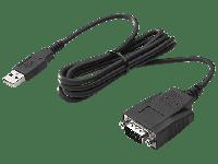 Переходник HP USB to RS232