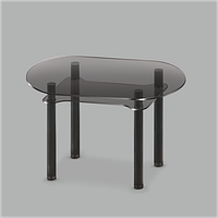 Стеклянный обеденный стол Kalipso