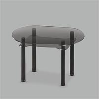 Стеклянный обеденный стол Kalipso G-G