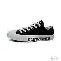 Кеды Converse All Star Black