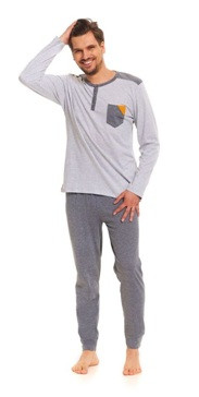 Пижама мужская хлопковая зимняя Dobra Nocka 9381