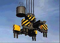 Автостроп контейнерный с поворотной головкой грузоподъемностью 6,3т