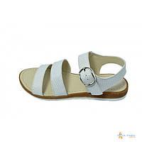 Сандалии Eva Multi-Shoes Python White