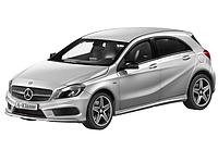 Защита картера двигателя и акпп Mercedes-Benz A-Klass (W176) 2013-, фото 1