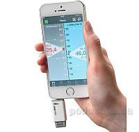 Термогигрометр для смартфонов TFA Smarthy (IOS и Android) 30503502