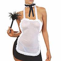 Сексуальный костюм горничной - для ролевых игр.