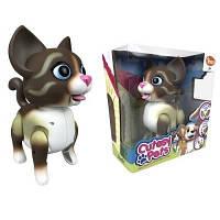 Интерактивный котенок Cutesy Pets Лаки (размер 15см)