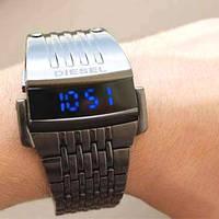 Стильные часы для мужчин со стальным характером!