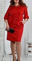 """ПП Украина Платье  большого и маленького размера """"Аркадия """" от 46 до 74 размер"""