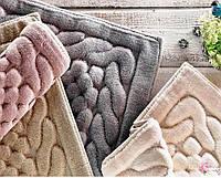 Коврик Gelin Home  ERGUVAN 80 х 150 коричневый 80*150