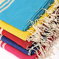 Упаковка пляжных полотенец Tivolyo Home keten 100х180