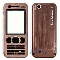 Корпус Sony Ericsson W890 Brown