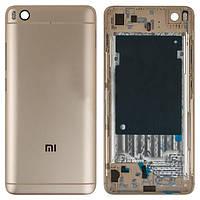 Корпус Xiaomi Mi5s Gold