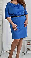 """ПП Украина Платье  большого и маленького размера """"Марта"""" от 46 до 74 размер"""