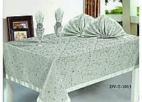 Комплект столового белья с кольцами, 9 ед. DV T 1013