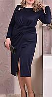"""ПП Украина Платье  большого и маленького размера """"Манго"""" от 46 до 74 размер"""