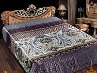 Красивое покрывало на кровать Love You Золотой 34 220x240