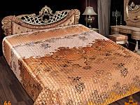 Красивое покрывало для кровати Love You Золотой 44 220x240