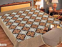 Покрывало для кровати Love You одеяло двусторонее Агата 230х250