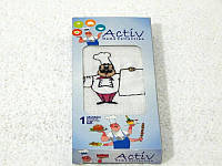 Салфетка Activ вафельная 45*65 45*65 3