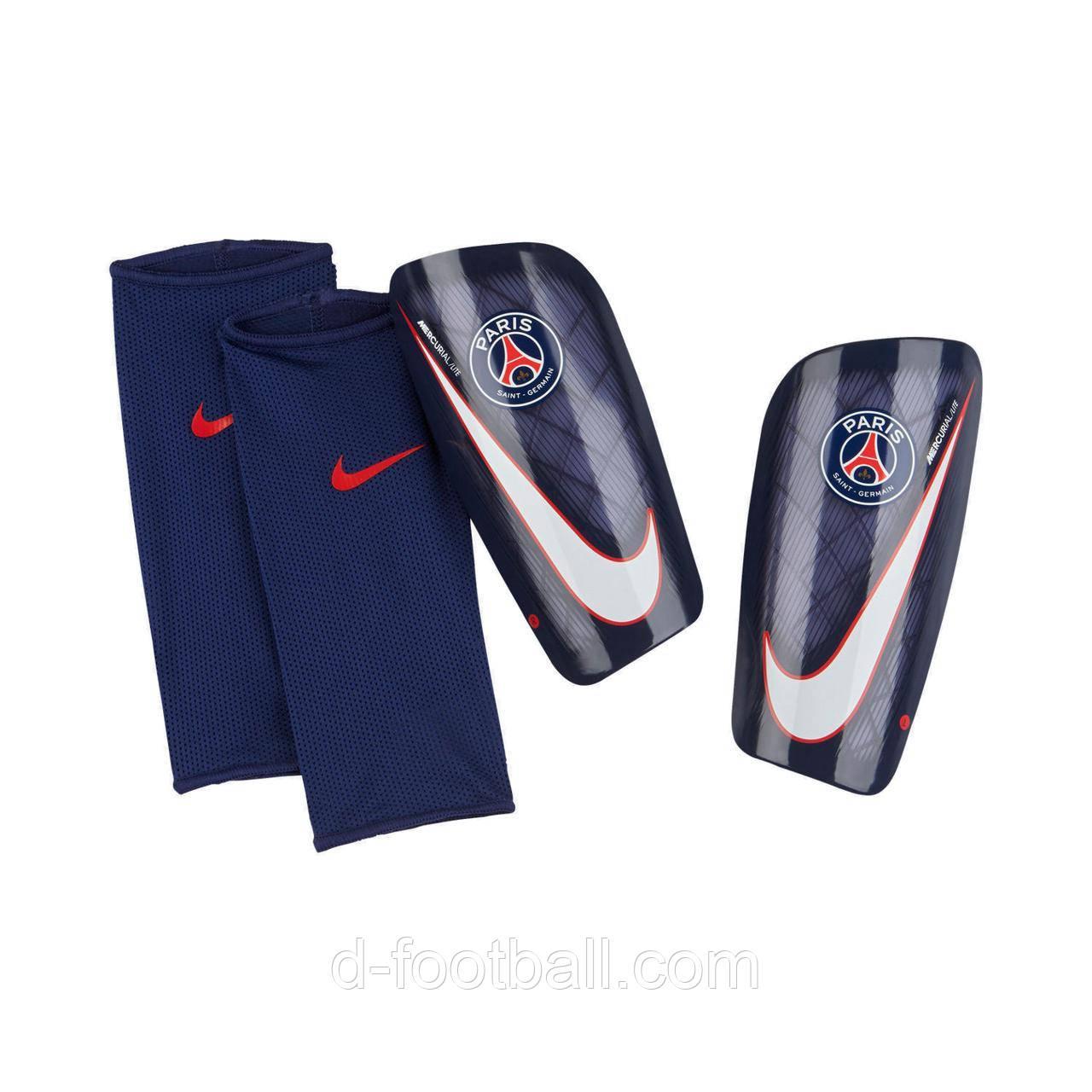 4952f56dd294 Футбольные щитки Nike Mercurial Lite SP2113-488 купить, цена в ...