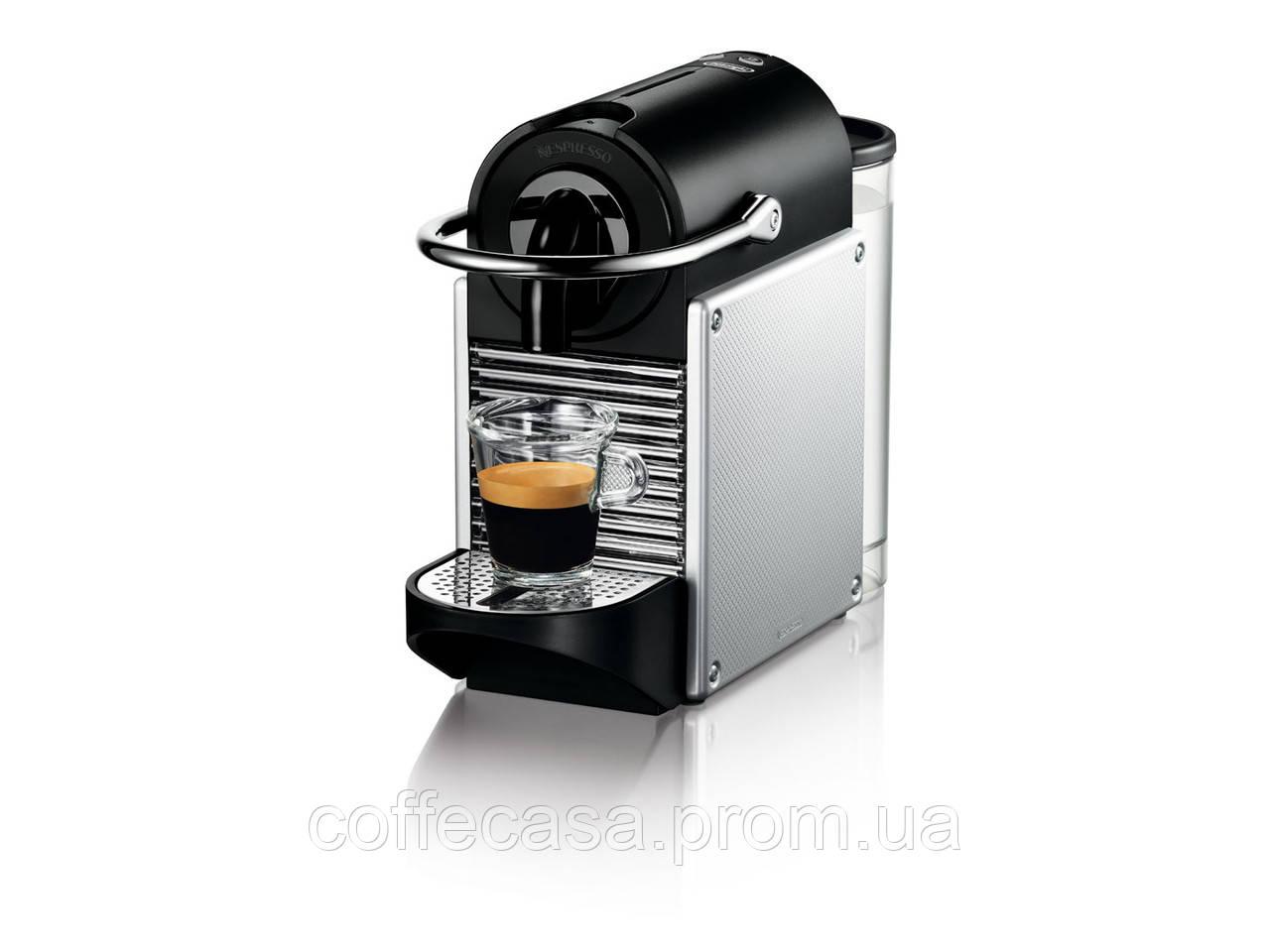Кофемашина Nespresso Delonghi Pixie EN 125.S