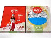 Набор для кухни из хлопка Happy Gold в коробке 6