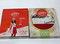 Набор хлопковый для кухни Happy Gold в коробке 5