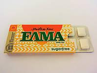 Жвачка с мастикой sugar free blister