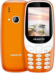 Телефон VKWorld Z3310 orange dual sim