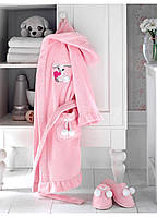 Халат Soft Cotton BUNNY 6-8 лет 128см